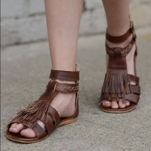Bed-Stu leather sandals